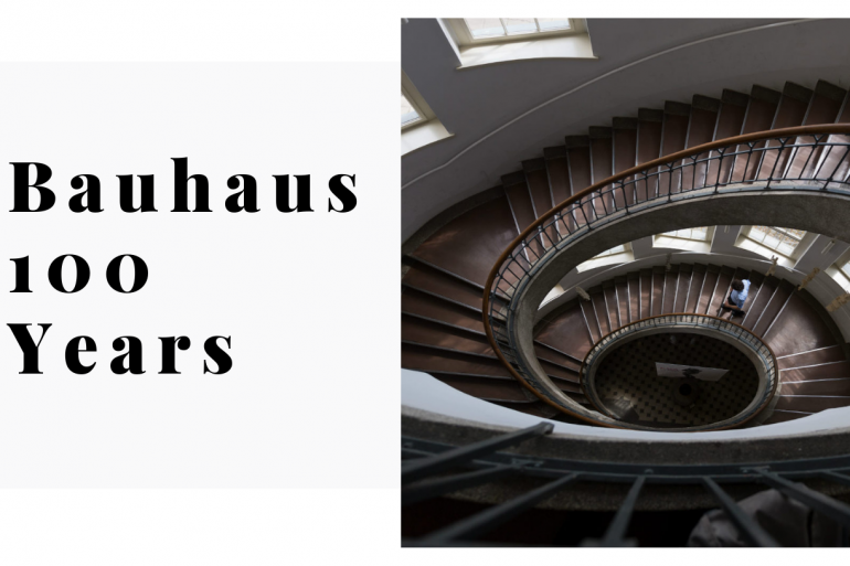 100 Years of the Bauhaus Movement_ A Simple Recap