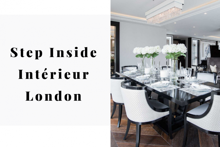 Step Inside Intérieur London To Get The Right Help For Your Project 9