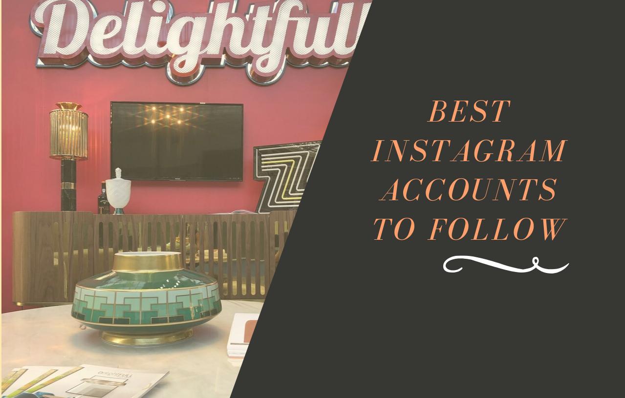 9 Best Interior Design Instagram Accounts To Follow Now