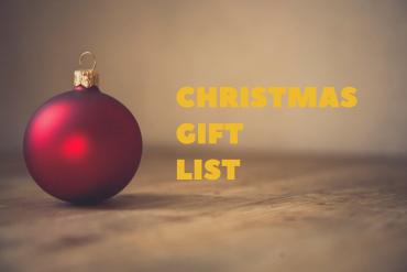 Answered_ Christmas Shopping List Ideas !