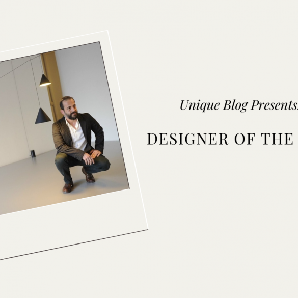 Maison Et Objet Designer of The Year 2020 Michael Anastassiades
