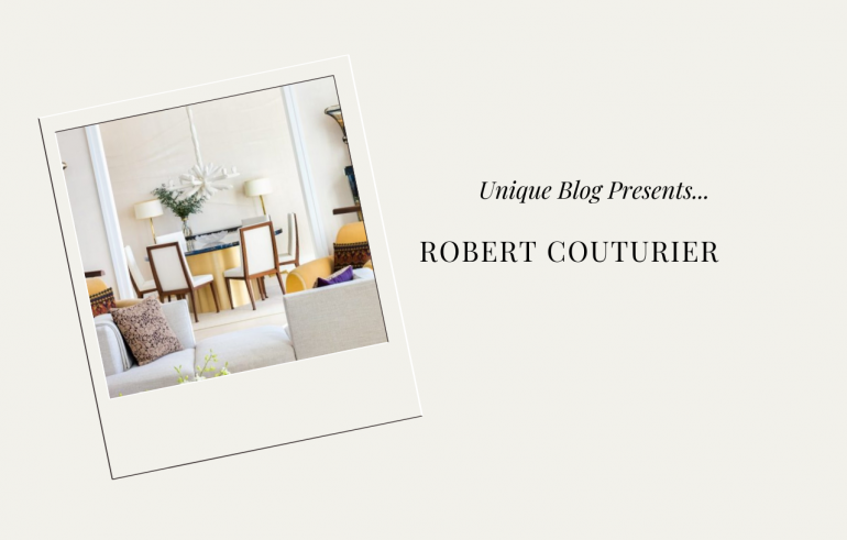 ROBERT COUTURIER design projects (1)