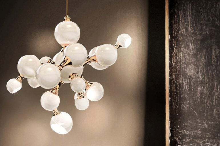 Ready To Ship: 5 Mid-Century Suspension Lamps For A Deadline Project