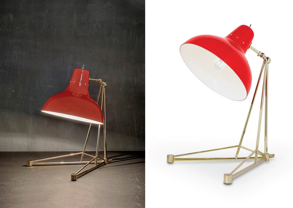 Ready To Ship: 6 Mid-Century Lamps For a Deadline Project