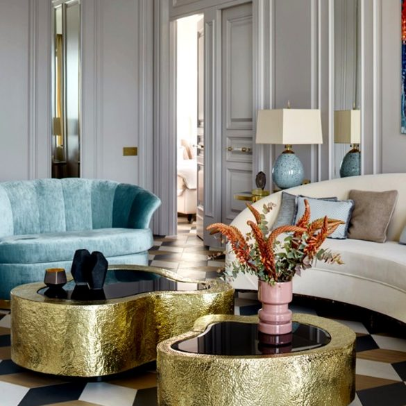 Katerina Lashmanova Is The Luxury Interior Designer of The Moment