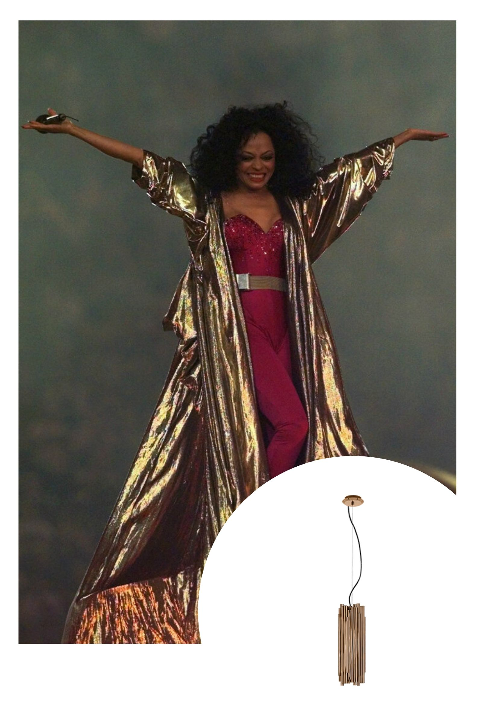 Diana Ross: Fall in Love With These Vintage Style Outfits