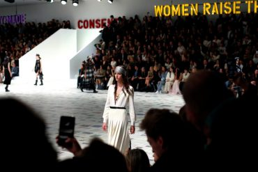 Dior Presents A Unique Feminist Collection In Paris Fashion Week 2020!