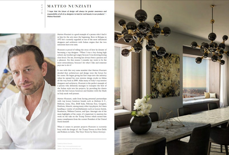 Meet Milan's Best Interior Designers Through This Incredible Ebook!