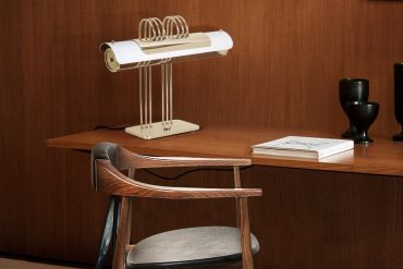 7 Mid-Century Table Lamps For Your Office Decor That Are Unique Deals