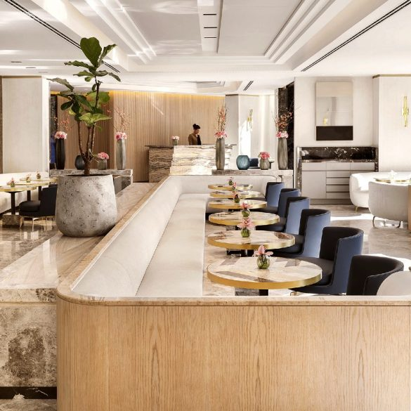 Have You Looked At Jaime Beriestain's Top Luxury Hospitality Projects? (SEE MORE)