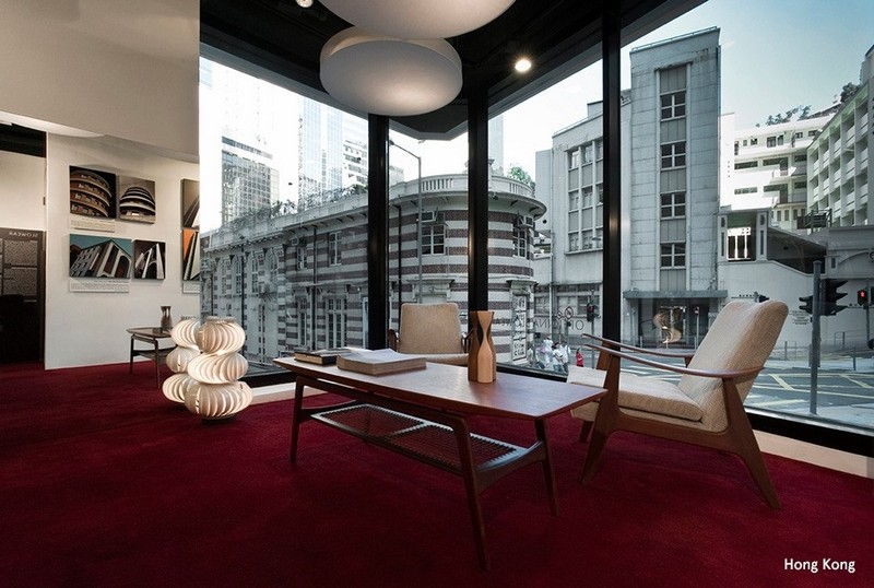 How The A-List Carlo Donati Rock Office Design Projects