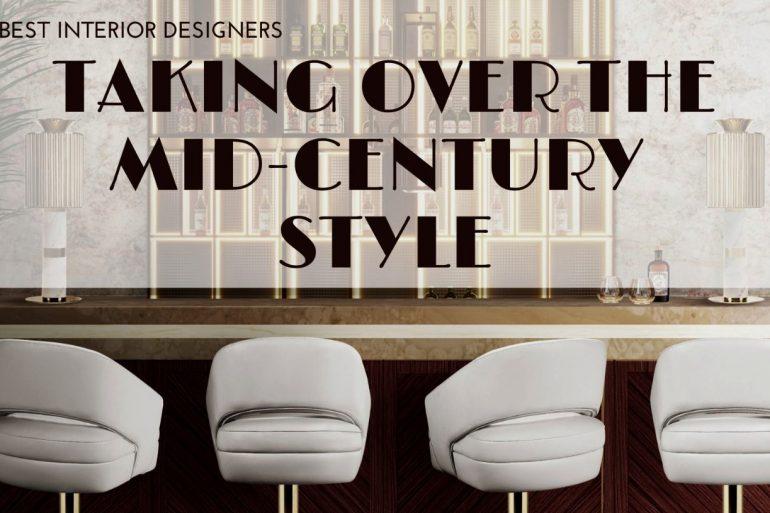 Meet The Best Mid-Century Interior Designers In A Unique FREE Ebook!