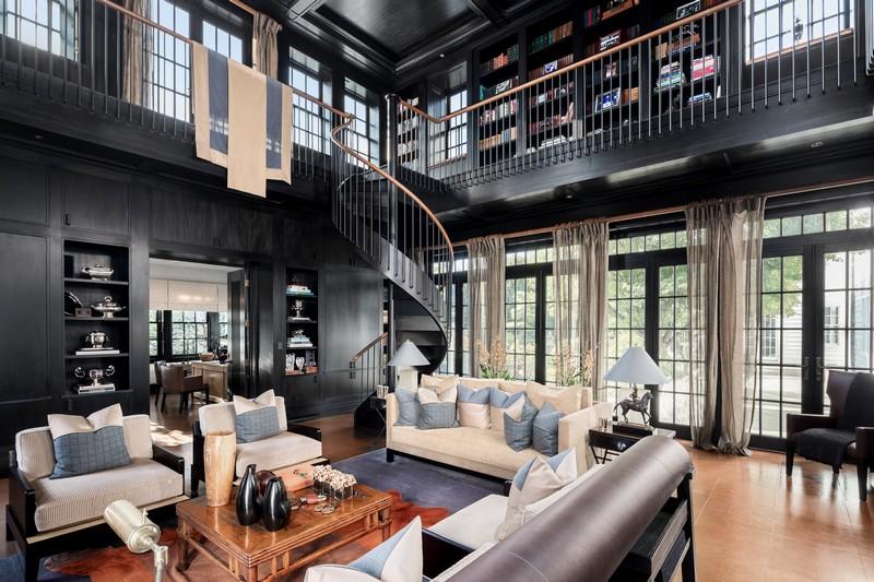 See Kelly Hoppen's Design For Calvin Klein Co-Founder's Luxury Estate