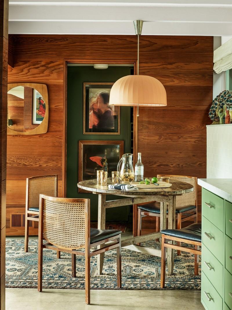 Step Inside Dakota Johnson S Amazing Mid Century Modern Home