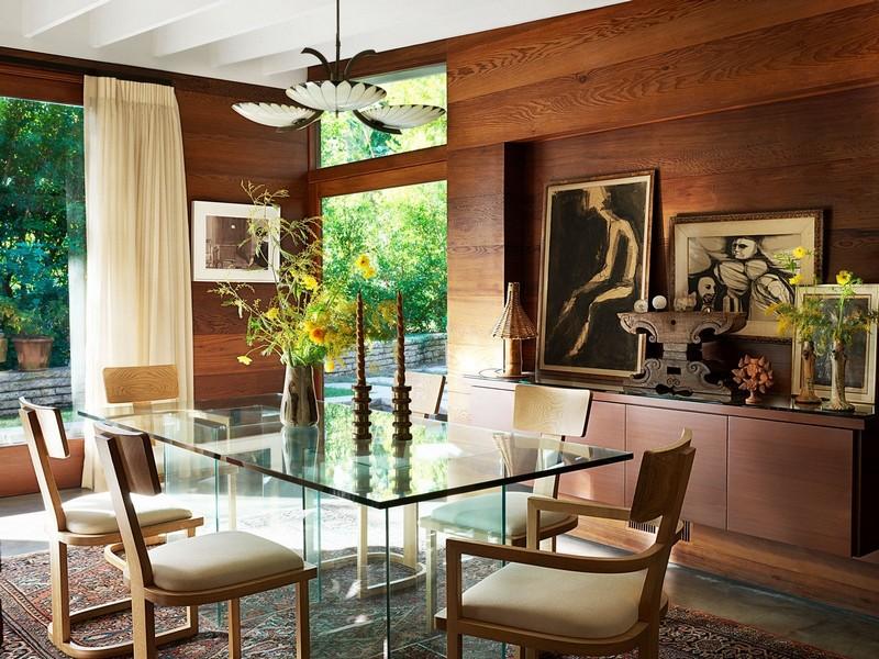 Step Inside Dakota Johnson's Amazing Mid-Century Modern Home!