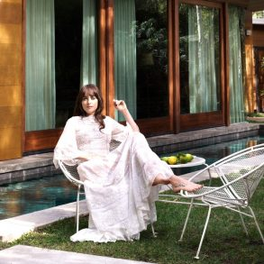 Step Inside Dakota Johnson's Amazing Mid-Century Modern Home!