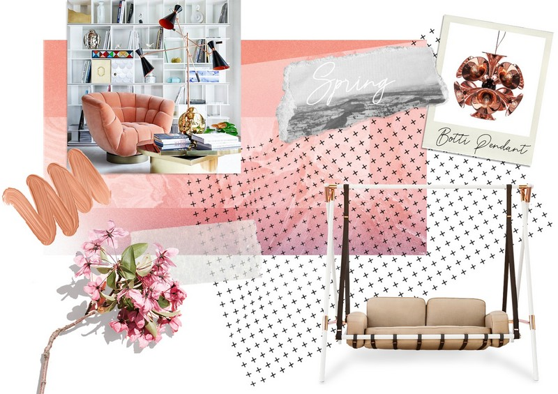 Colour Trend Report - Home Decor Ideas With Pantone's Coral Essence