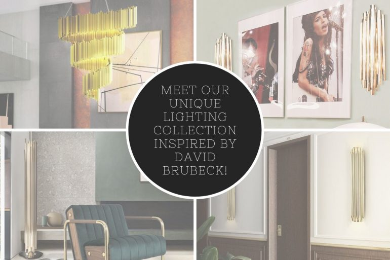David Brubeck Is The Inspiration Of This Mid-Century Lighting Family