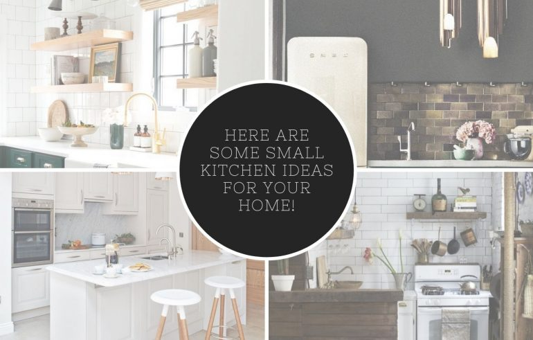 Kitchen Decor Tips: Here Are Some Small Kitchen Ideas For Your Home