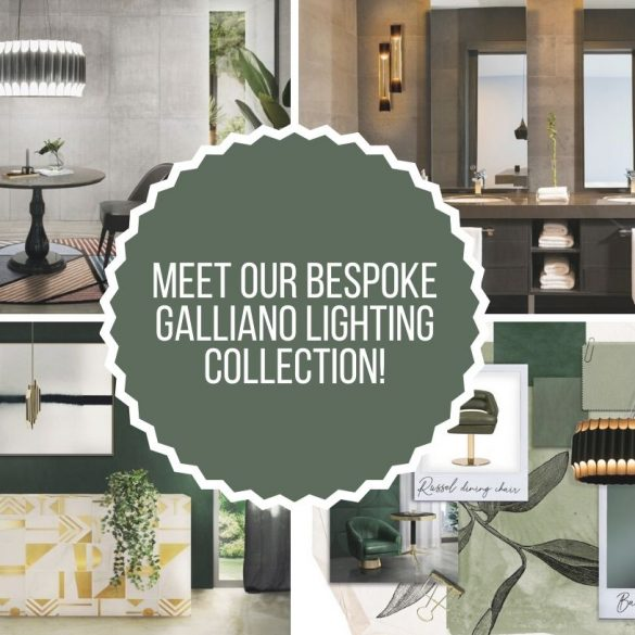 Complete Your Mid-Century Decor With The Galliano Lighting Designs
