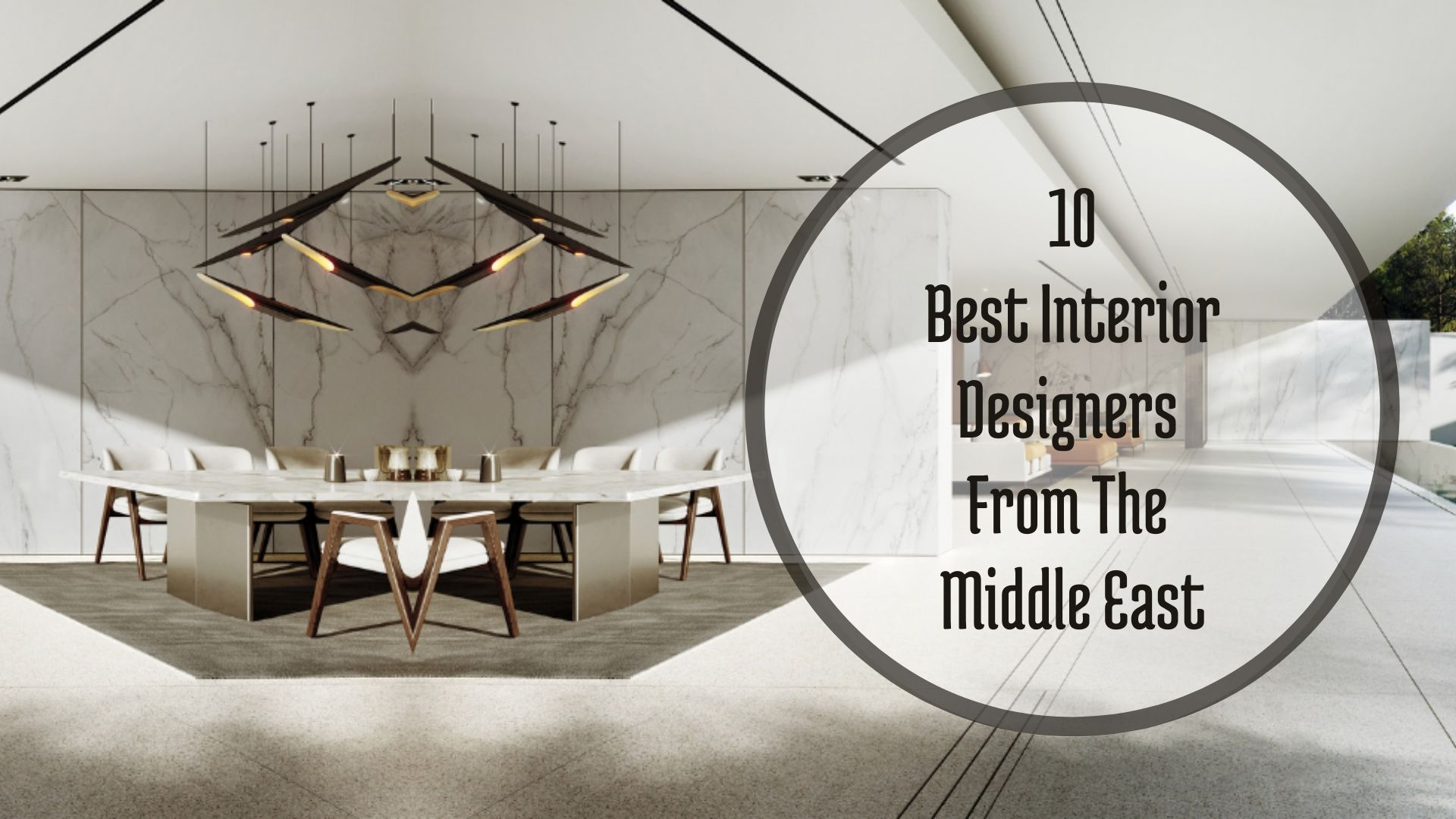 10 Best Interior Designers From The Middle East You Should Know
