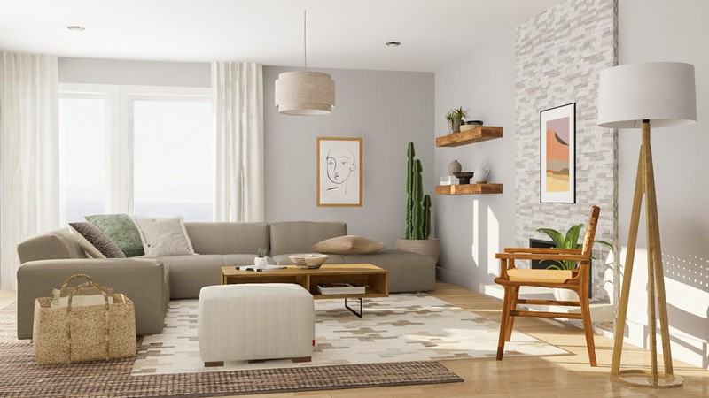 5 Zen Decor Tips To Create A Relaxing Mid Century Modern Home Space