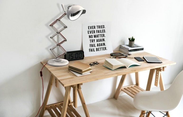 25 Powerful Interior Design Ideas To Increase Your Study Motivation!