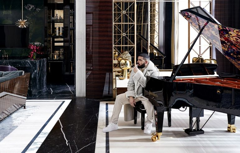 Fall In Love With Drake's Expensive Luxury Home In Toronto