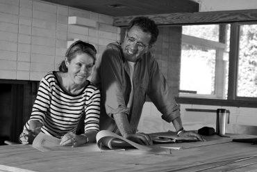 Inside Sandy and David Wasco New Oscar-Winning Mid-Century Modern Home In California