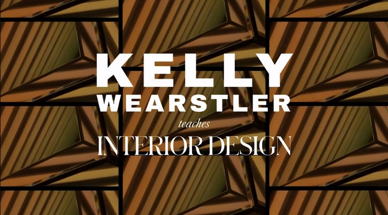 Kelly Wearstler Is Going Live To Teach You How To Design Like A Pro