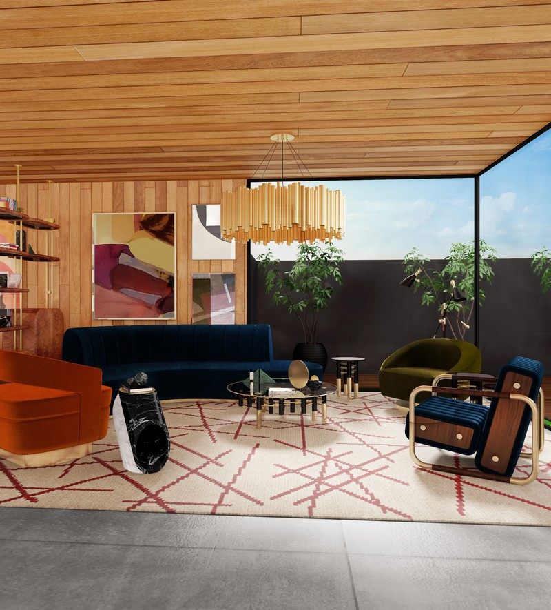 This Summer House Design Is The Ultimate Mid-Century Design Experience And Here Is Why!