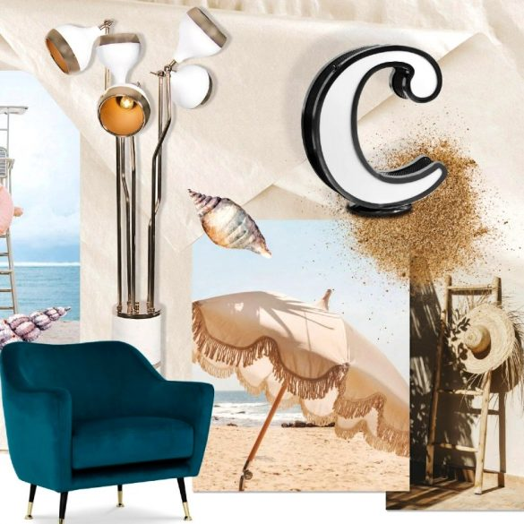 3 Unique Lighting Designs To Bring The Beach Vibe Into Your Home Decor