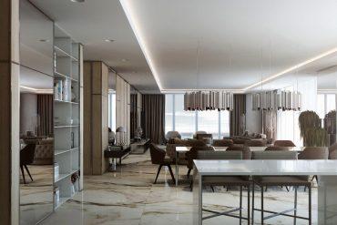 5 Unique Interior Design Projects Where Creative Lighting Designs Are The Centerpiece!