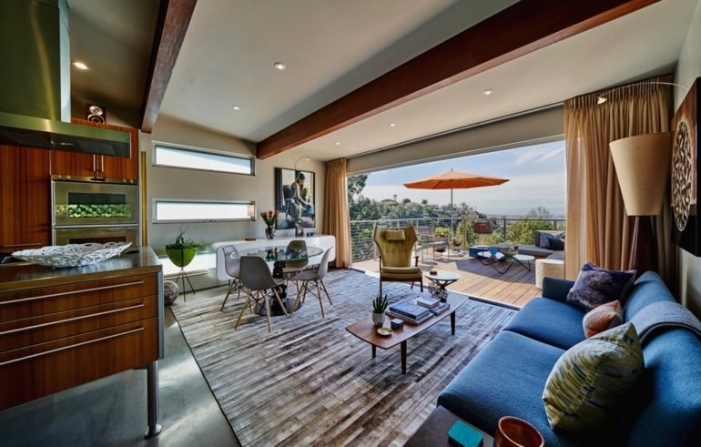 Be Inspired By Crawford-Pallini's Mid-Century Modern Project In Mission Hills!