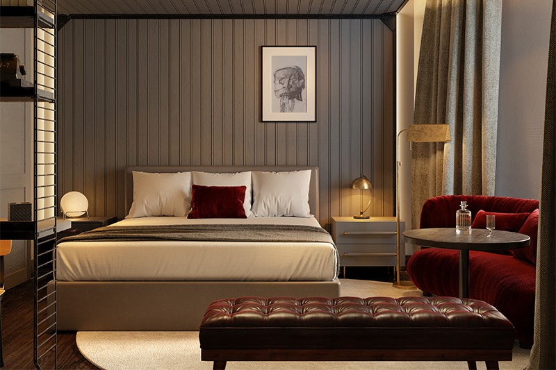 Discover Jaime Beriestain's Top 3 Mid-Century Modern Hotel Projects!