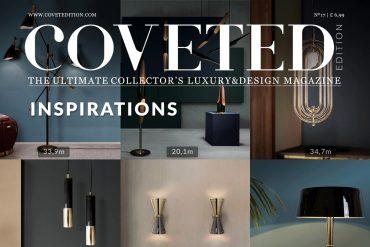 See The Ultimate Luxury Design News and Trends In The New CovetED Magazine!