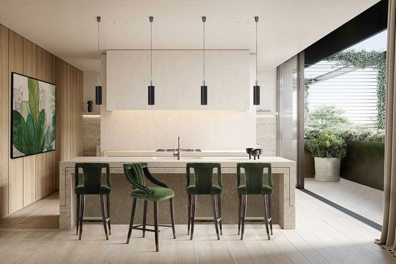 7 Minimalistic Kitchen Ideas To Get You Started On Yor Home Renovation