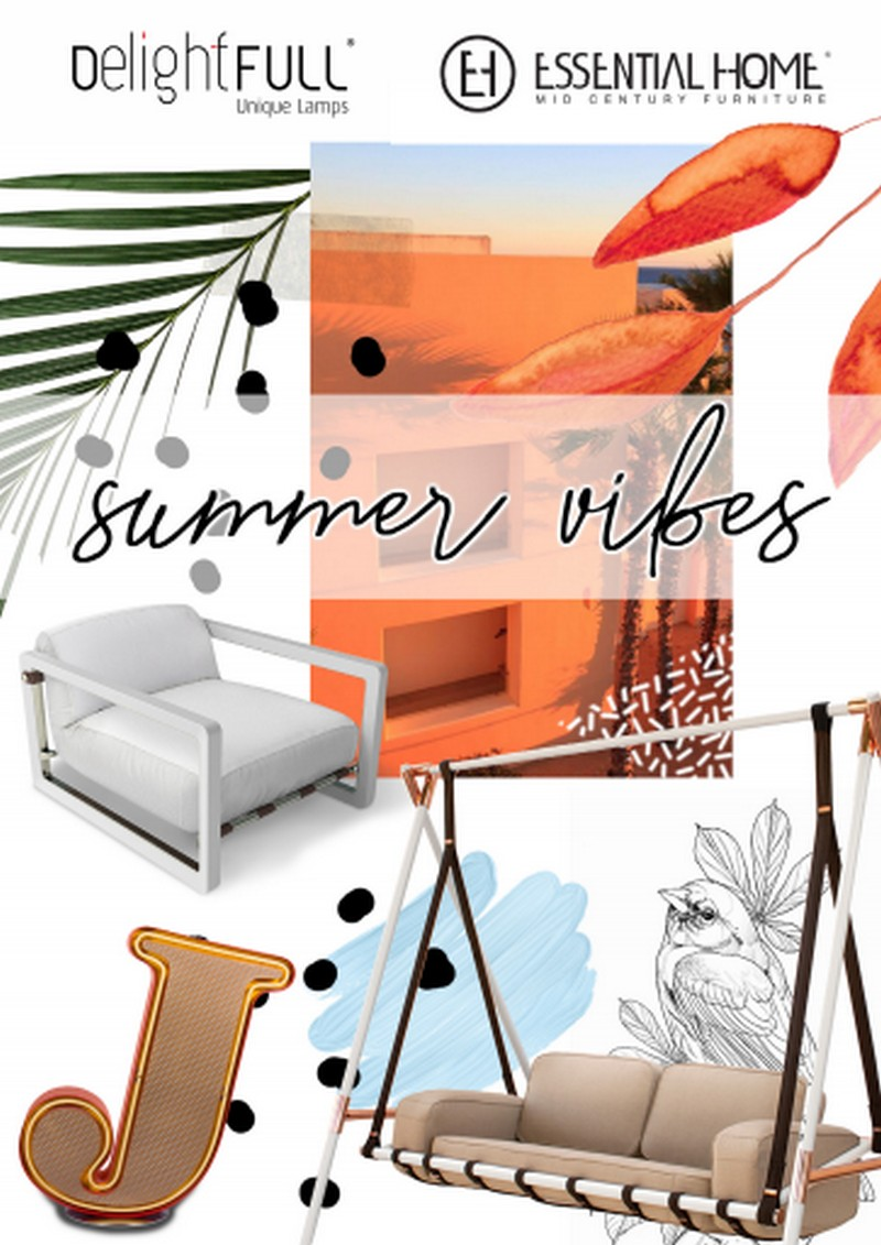 Improve Your Summer With The Best Mid-Century Design Inspirations In a FREE Ebook!