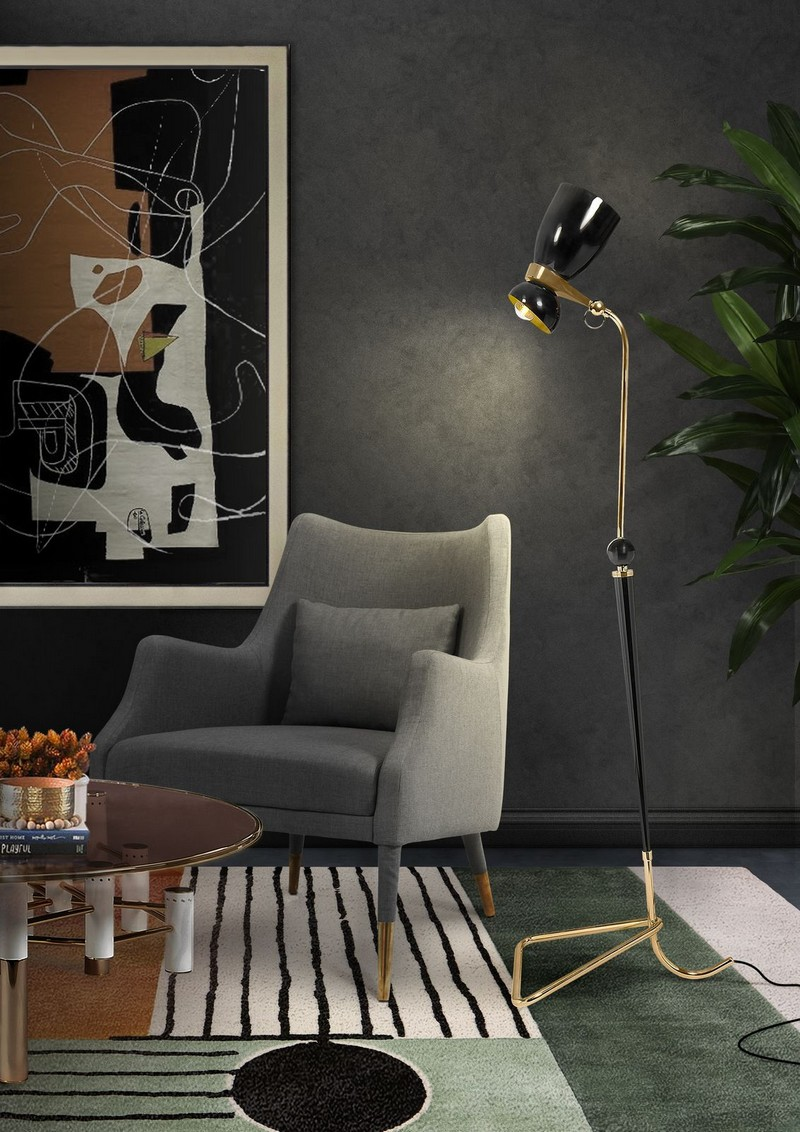 Mid-Century Lighting Collections Inspired By Iconic Female Jazz References