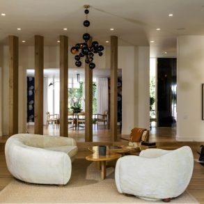 Step Inside Trip Haenisch & Associates' Trendy Summer House Project