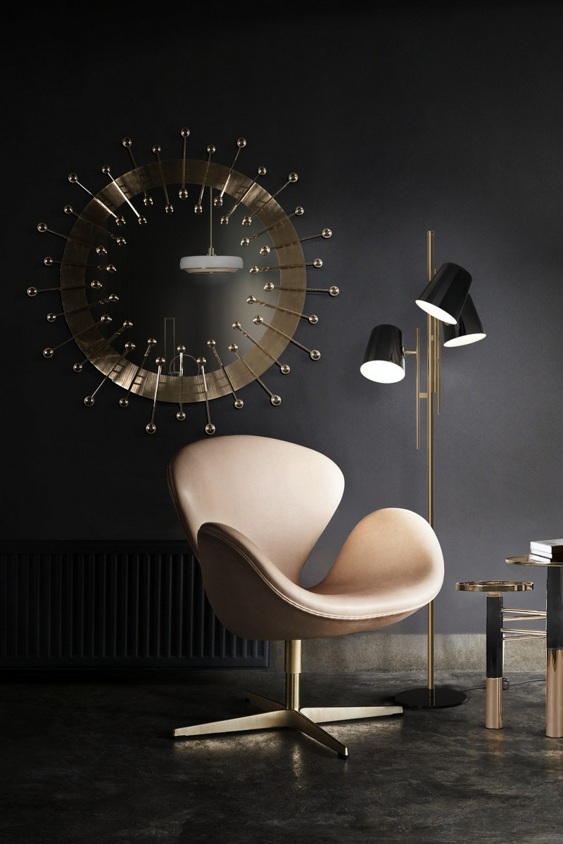 The Best Lighting Fixtures To Pair With Iconic Designer's Furniture Pieces