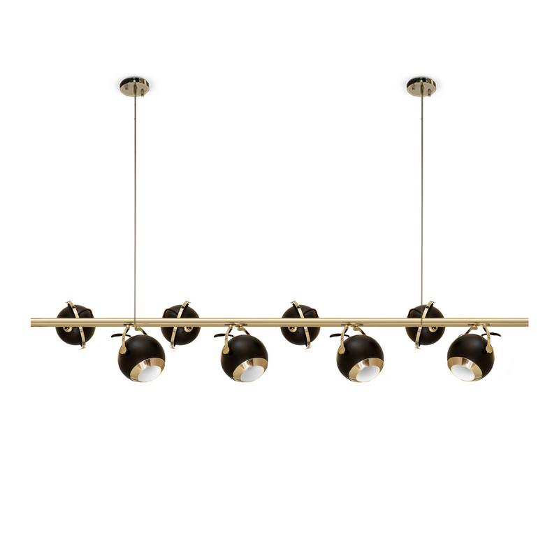 Watch Out For The New Mid-Century Lighting Design Of The Scofield Family!