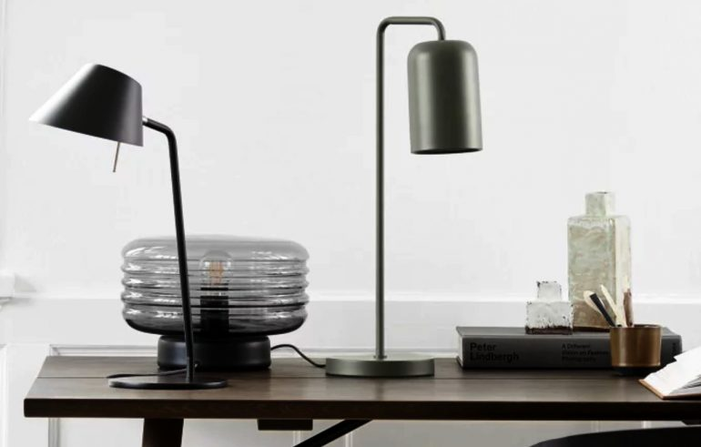 5 Unique Desk Lamps To Start The School Year With The Right Foot!