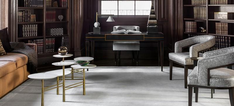 Carlyle Designs' Unique Ideas Are All Of The Art Decor Style For Unique Living Interiors