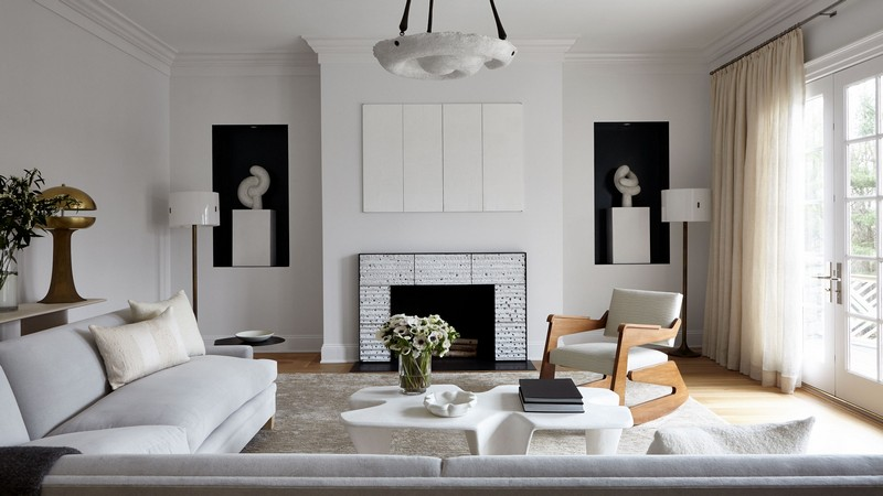 See Sara Story's New Art-Filled Residential Project And Steal The Look