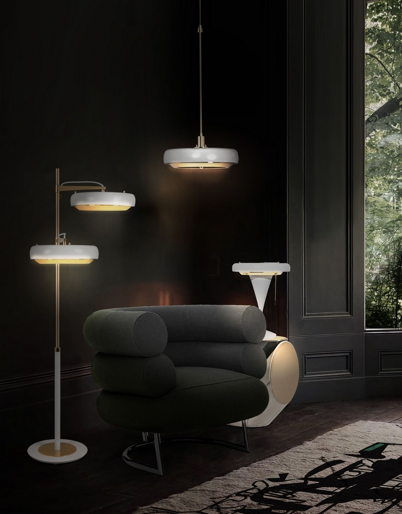 The New Mid-Century Lighting Design Of The Carter Family Is Here To Impress!