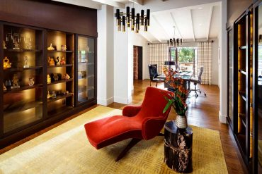 Check Esteban Interiors Unique Residential Project Starring IKE Suspension
