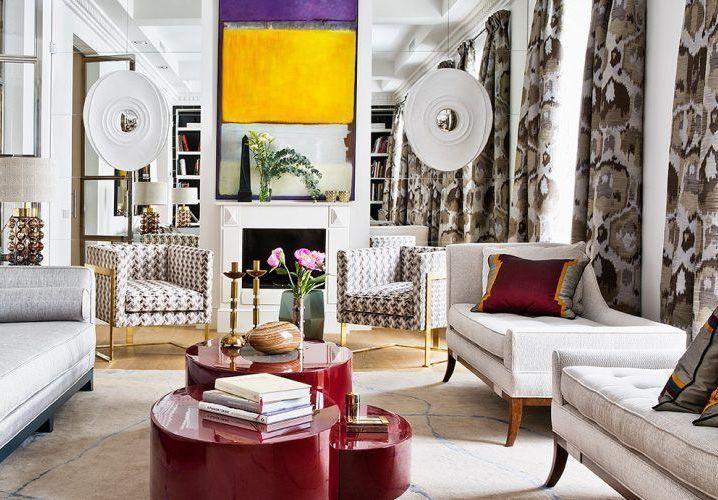 See How Fabré Fauquié Studio Creates Impressive Eclectic Modern Ambiances!