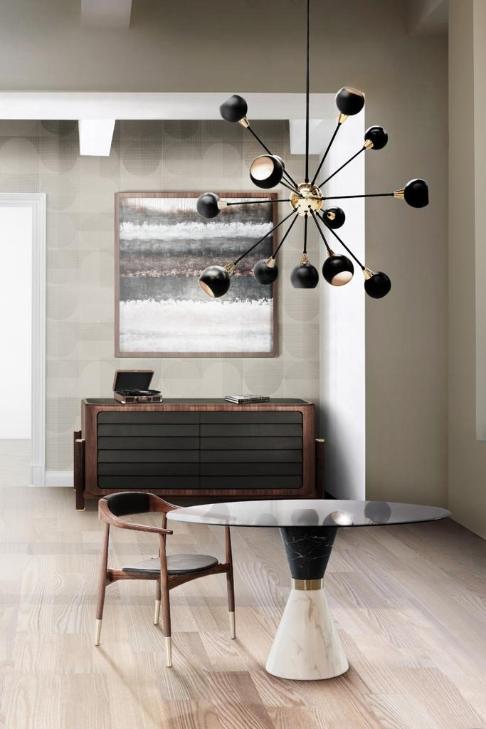 This Is a Special Call To All The Modern Art Lovers Out There: Check Out The New Suspension Lamp You'll See Everywhere!