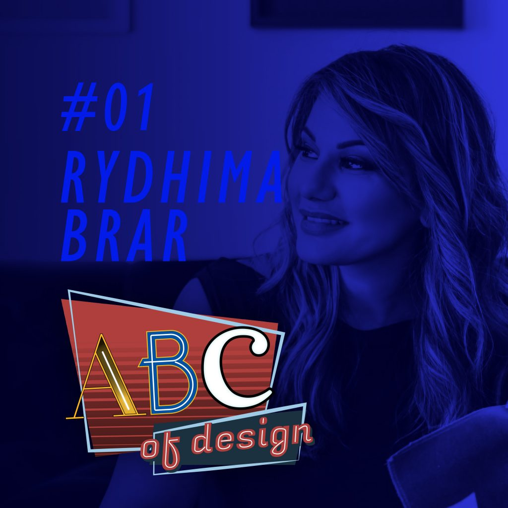 Your New Favorite Design Podcast is Already Available! Stay Tuned and Learn Your ABCs of Design!